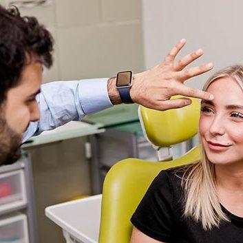 Gentle Facial Botox Consultation